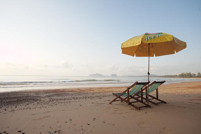 Bangburd Beach