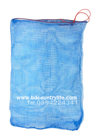 ถุงมุ้ง วัสดุกรอง ถุง material  ผ้ามุ้ง ถุงตาข่าย กระชัง