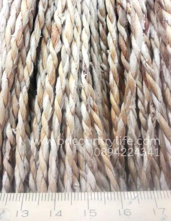 เชือก เส้นใยธรรมชาติ ผักตบ ชวา natural rope