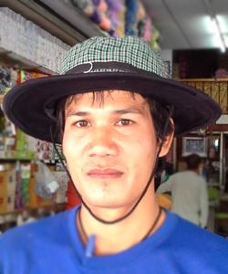 หมวก หมวกปีก หมวกเดินป่า หมวกผ้า