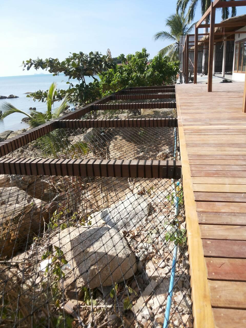 เปล hammock รีสอร์ท สมุย resort