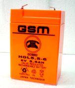 แบตเตอรี่แห้ง GSM