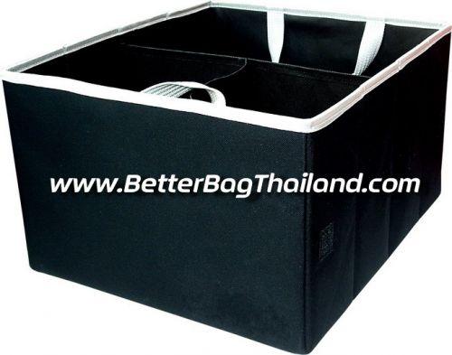 กระเป๋าเก็บสัมภาระในรถใช้สำหรับเก็บของต่างๆในรถให้เป็นที่เป็นทาง