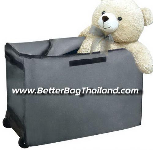 กล่องใส่ของ, กล่องผ้าใส่ของ, กล่องอเนกประสงค์, กล่องผ้า bbt-34-10-15