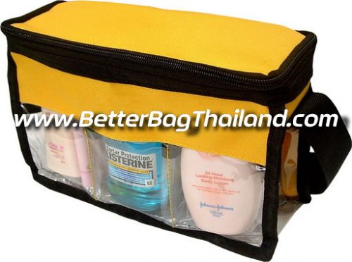 รับผลิตกระเป๋าเก็บของใช้ส่วนตัวคุณภาพดีราคาถูก