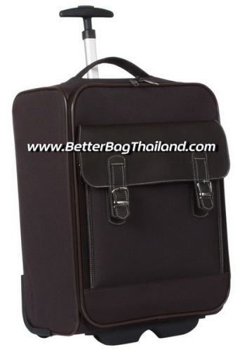 โรงงานกระเป๋า BetterBagThailand รับทำกระเป๋าล้อลากดีไซน์สวยคุณภาพทุกประเภท