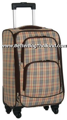 โรงงานทำกระเป๋าล้อลาก BetterBagThailand รับเย็บกระเป๋าเดินทางล้อลากดีไซน์สวยตามออเดอร์ที่สั่งทุกประเภท