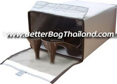 โรงงานผลิตกระเป๋า BetterBagThailand รับทำกระเป๋ารองเท้าทุกประเภท รับผลิตกระเป๋าใส่รองเท่้าทุกดีไซน์