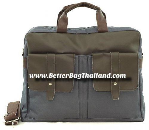 กระเป๋าเอกสาร กระเป๋างานประชุม กระเป๋างานสัมนา bbt-5-12-09