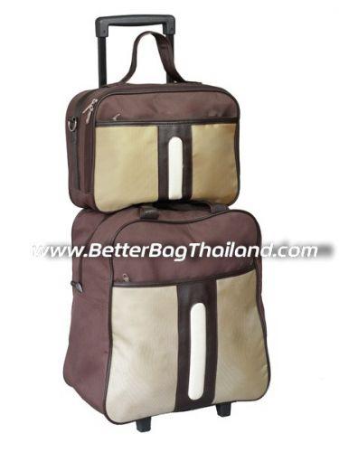 กระเป๋าล้อลาก กระเป๋าพรีเมี่ยม bbt-9-09-01 กระเป๋าเดินทางล้อลาก