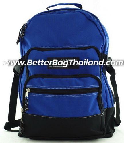 รับผลิตกระเป๋าเป้สะพาย bbt-4-12-12