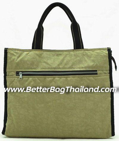 กระเป๋าเอกสารคุณภาพแข็งแรงกันน้ำสำหรับใช้ในงานประสัมมนาวิชาการ