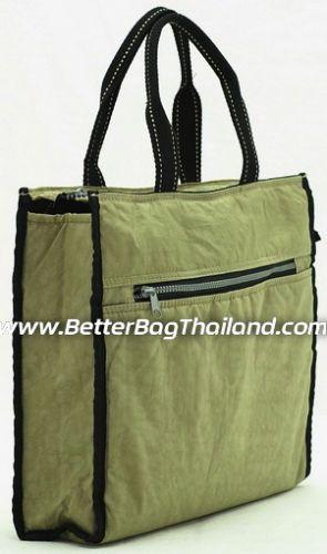 โรงงานผลิตกระเป๋า รับผลิตกระเป๋าเอกสารคุณภาพงานแข็งแรงและกันน้ำ