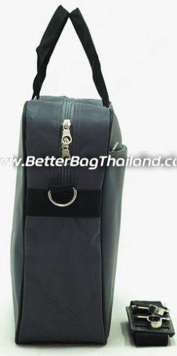 กระเป๋าเอกสารทรงนอนสำหรับใช้ในงานประชุมและงานสัมมนาต่างๆ