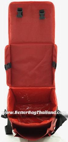 รับงานสั่งทำกระเป๋าเก็บความร้อนทุกประเภท พร้อมบริการติดโลโก้สกรีนทั่วไป
