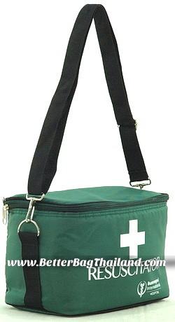 ร้านทำกระเป๋ายาและกระเป๋าเครื่องมือแพทย์ต่างๆพร้อมบริการสกรีนโลโก้