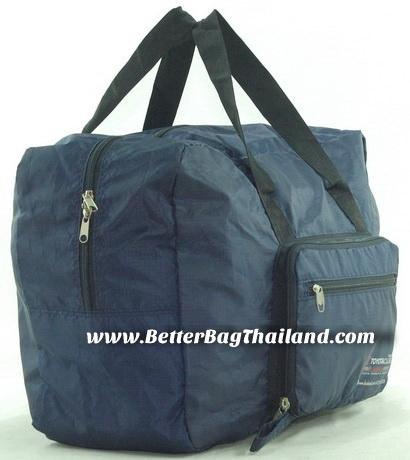 ร้านผลิตกระเป๋าพับเก็บได้ รับทำกระเป๋าพับเก็บได้ทุกรูปแบบ