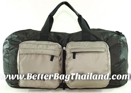 โรงงานผลิตกระเป๋าเดินทางพับเก็บได้ รับผลิตกระเป๋าพับเก็บได้ตามออเดอร์สั่งทำ