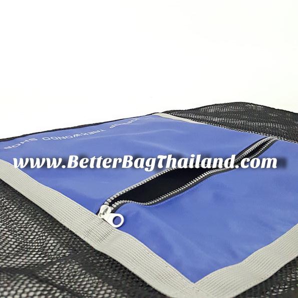รับผลิตกระเป๋าใส่เกราะและอุปกรณ์เทควันโดตามออเดอร์สั่งทำ