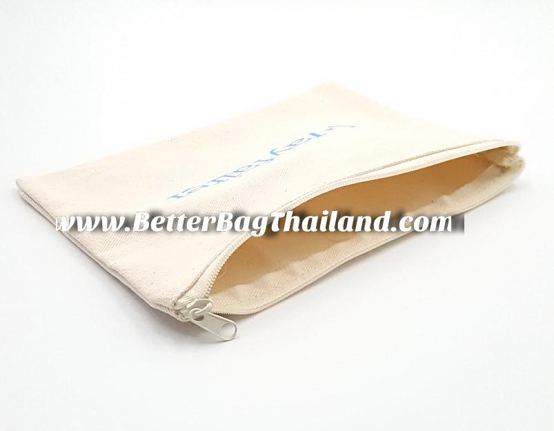 รับผลิตซองใส่เอกสารผ้าดิบรับผลิตกระเป๋าตามแบบสั่งทำ