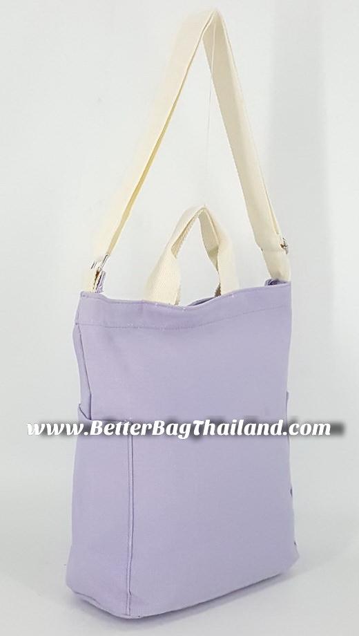 รับผลิตกระเป๋าผ้าแคนวาส รับผลิตแบรนด์กระเป๋าผ้าแคนวาส