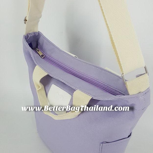 รับผลิตกระเป๋าผ้าแคนวาสรับทำกระเป๋าในแบบดีไซน์ของลูกค้า