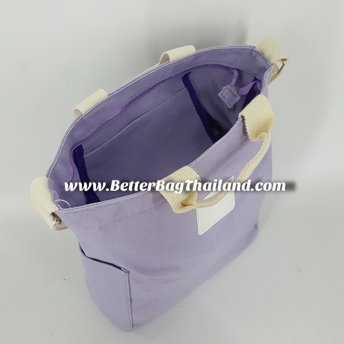 รับผลิตกระเป๋าผ้าแคนวาสรับผลิตกระเป๋าตามออเดอร์สั่งทำของลูกค้า