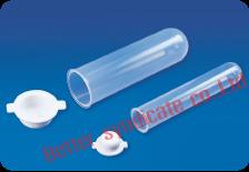 Centrifuge tube round bottom,Cap - polylab