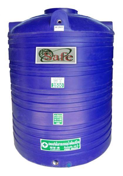 ถังน้ำ ถังเก็บน้ำ พลาสติก พีอี PE