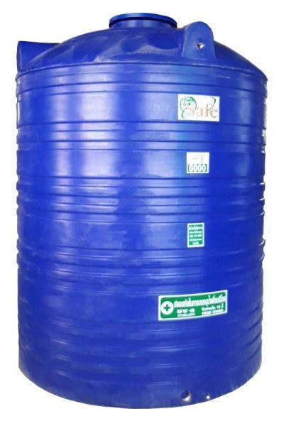 ถังน้ำ ถังเก็บน้ำ ถังน้ำดี พลาสติก พีอี 5000 ลิตร