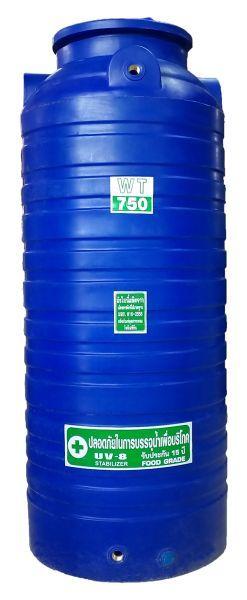 ถังน้ำ ถังเก็บน้ำ ถังพักน้ำ ถังน้ำดี safe 750 ลิตร