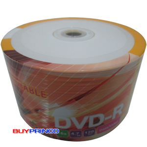 DVD-R White Print MR.DATA