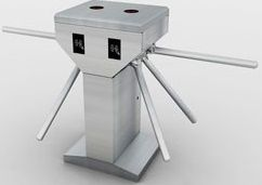tripod turnstile manual