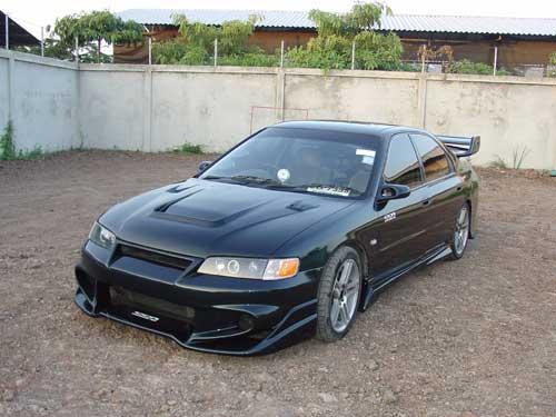 2004 Honda Civic Hybrid >> HONDA ACCORD 94