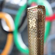 ตะแกรงเจาะรูใช้ทำคบเพลิงในกีฬาโอลิมปิค