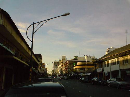 โคมไฟประติมากรรมถนน