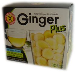 �Թ���� ���� - ��Ӣԧ������ٻ - Ginger plus by nature gift