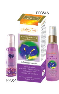 Butterfly Pea Hair Serum - เซรั่มอัญชัญ - ภูมิพฤกษา15