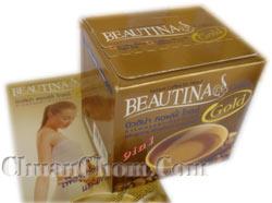 บิวติน่า คอฟฟี่ โกลด์ Beautina Coffee Gold