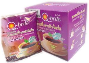 q-brite, sren coffee,  สเรนคอฟฟี่  กาแฟ