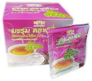มะรุม คอฟฟี่ - Moringa Coffee - ธันยพรสมุนไพร