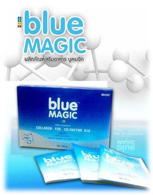 Blue Magic - บลูเมจิก - adoxy blue magic