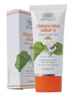 ครีมกันแดดว่านหอม-เอสพีเอฟ19-Galanga Sunscreen Cream-SPF19-อภัยภูเบศร