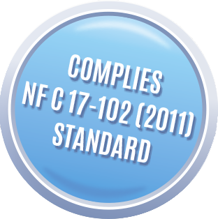 หัวล่อฟ้า ล่อฟ้า ระบบล่อฟ้า สายล่อฟ้า LPI ป้องกันฟ้าผ่า Early Streamer Emission (ESE) มาตรฐาน NFC17-102 และ IEC60-1:1989