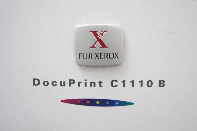 Fuji Xerox DocuPrint C1110