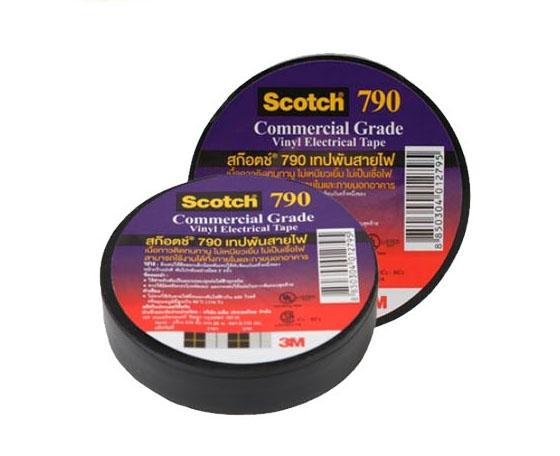 3M Scotch 790 เทปพันสายไฟ