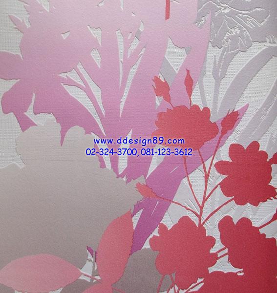 วอลเปเปอร์ลายดอกไม้