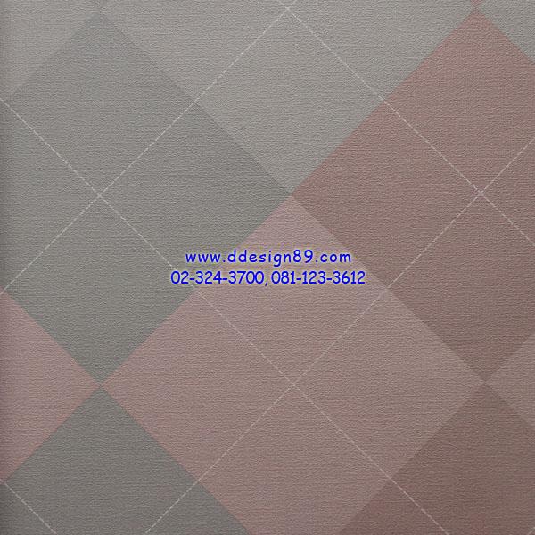 วอลเปเปอร์ลายสีสันสดใสสีชมพู เทา