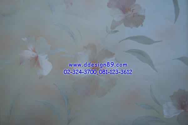 วอลเปเปอร์ติดผนังลายดอกไม้วินเทจ 31