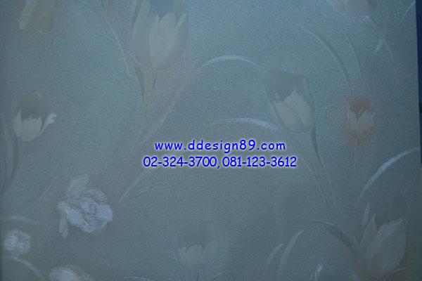วอลเปเปอร์ติดผนังลายดอกไม้วินเทจ 32